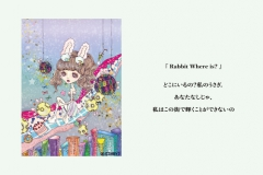 『Rabbit Where is ?』